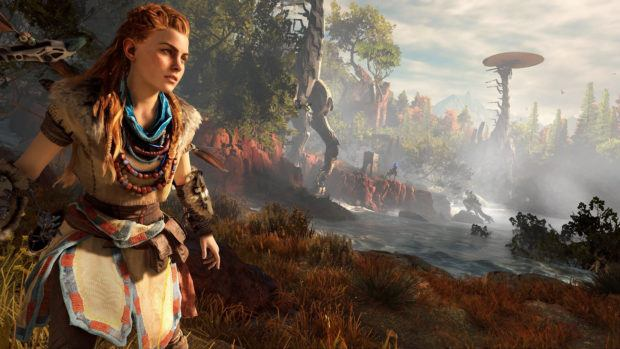 Horizon Zero Dawn photo mode, Horizon Zero Dawn Update, Horizon Zero Dawn Update 1.45