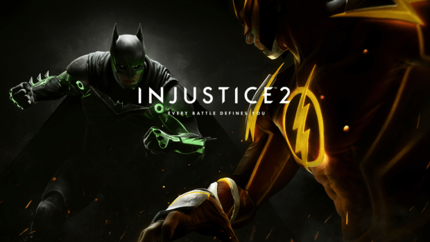 Injustice 2 Time-Limited Free Trial Begins December 14