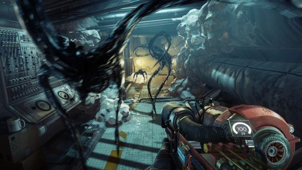 Prey 2017 Restore From Backup Walkthrough Guide – Deep Storage, Arming Key Fabrication Plans Location