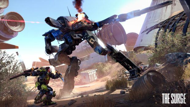 The Surge P.A.X Boss Tips, PlayStation Plus free games