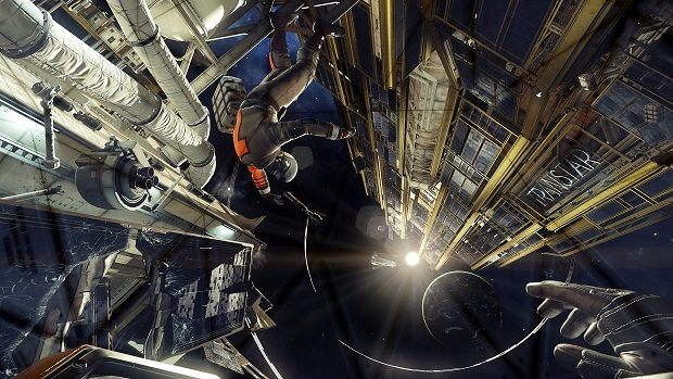 Prey 2017 This Side Up Walkthrough Guide – Access the Cargo Bay, Docking Shipping Container