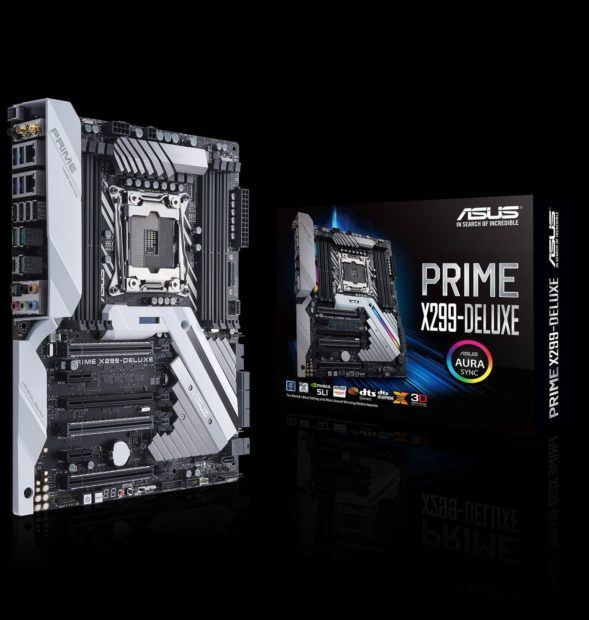 Asus X299 Motherboards