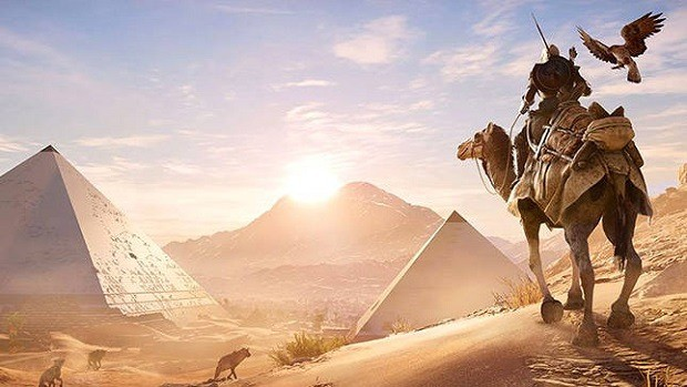 "Assassin's Creed Origins Director Talks About The ""3 Pillars"" Of The Game"