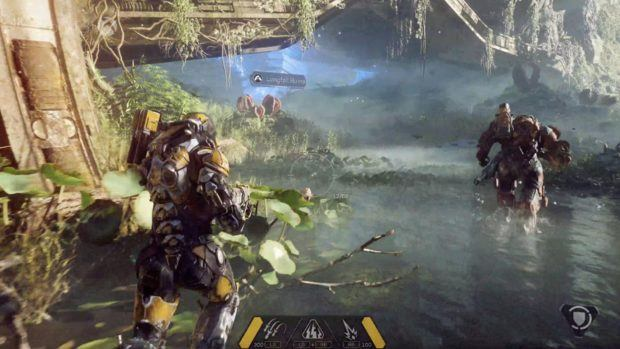 more Anthem gameplay