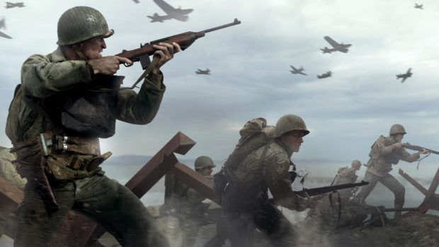 Call of Duty: WW2 Weapons Guide | Call of Duty: WWII Multiplayer Preview, Call of Duty: WWII Single-Player, Call of Duty: WW2 Epic Uniforms and Weapons Unlocks, Call of Duty: WW2 Sales