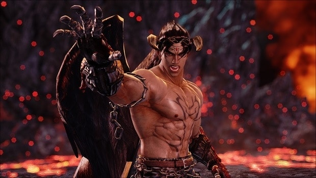Tekken 7 Devil Jin Tips
