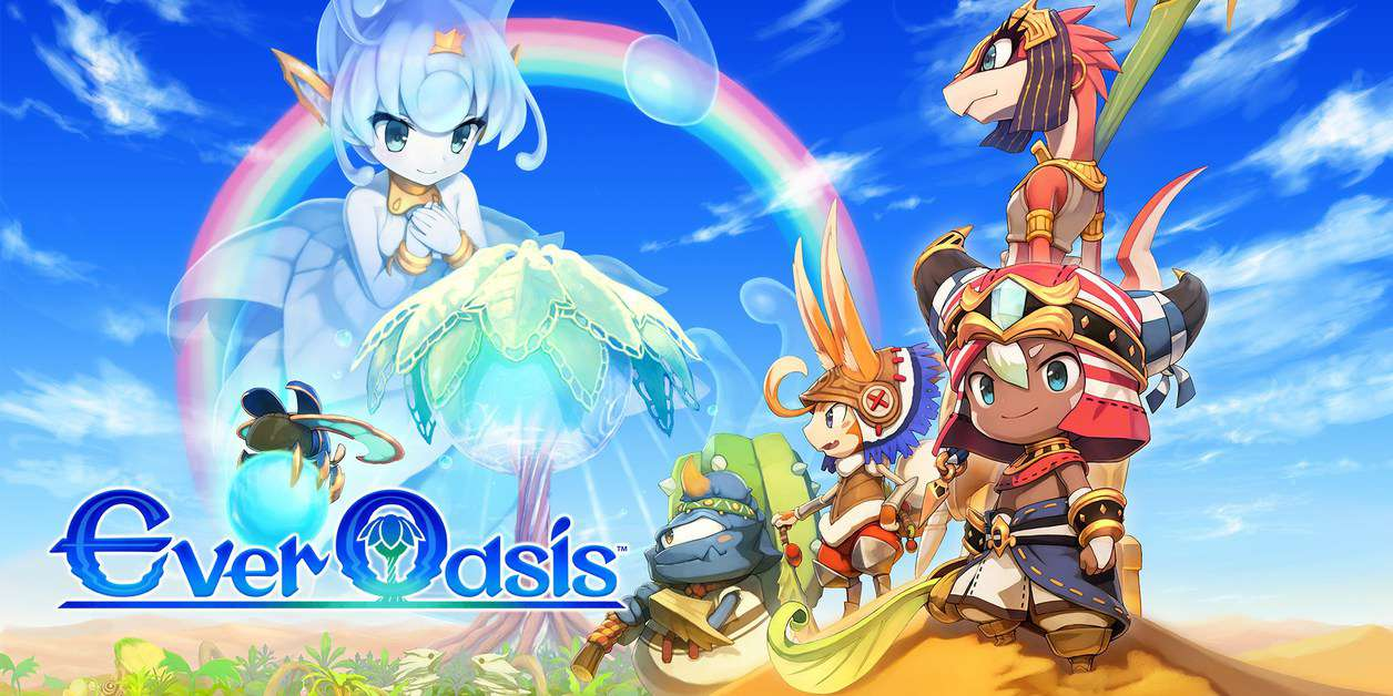 Ever Oasis Leveling Guide – Quick Leveling Tips, How to Level Up Fast