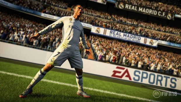 FIFA 18 features, FIFA 18 ultimate team pack, FIFA 18 Demo, FIFA 18 Cristiano Ronaldo Card