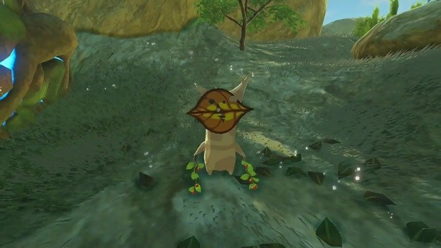 Zelda: Breath of the Wild Master Trials Korok Mask Location