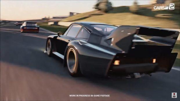 new Project Cars 2 trailer