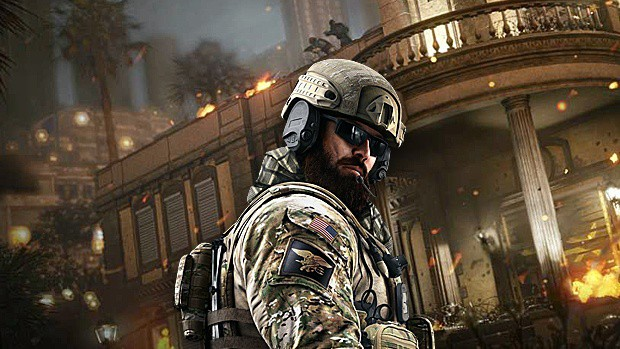 tom clancy's Rainbow Six Siege - Blackbeard Elite Skin