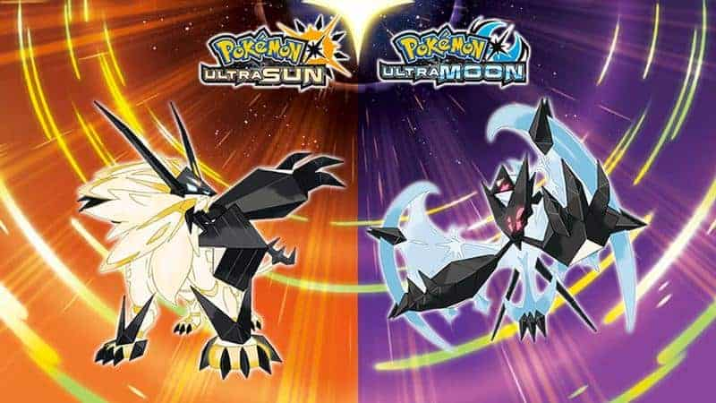 Ultra Sun and Ultra Moon trailer