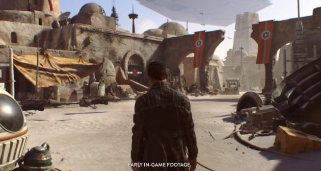 Visceral Games Star Wars, EA