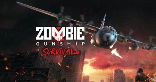 Zombie Survival Gunship Walkthrough – Missions, How to Make Money, Upgrades and Base Building