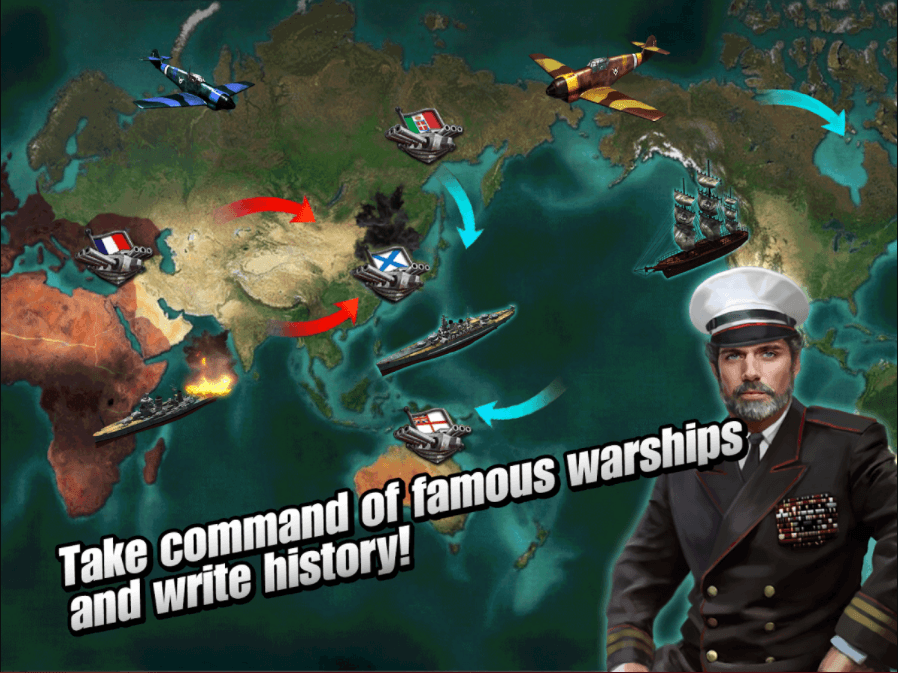 Warship Commanders Tips and Strategies Guide – Ship Construction, Miracles, Ship Placement