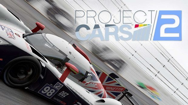 Xbox One X, Project Cars 2 career mode, arcade racing