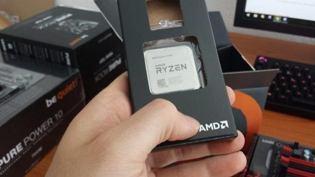 fake AMD Ryzen CPUs