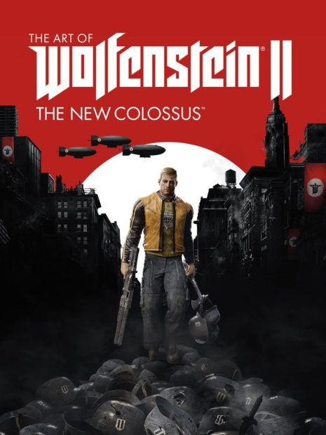 Wolfenstein 2: The New Colossus art book