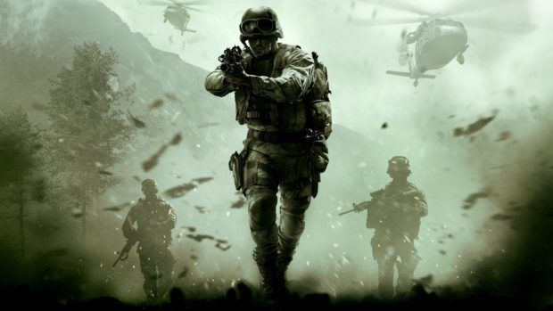 Call of Duty Modern Warfare remastered, Call of Duty 2018