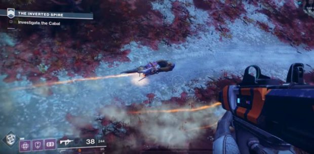 Destiny 2 The Inverted Strike