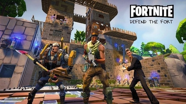 Fortnite Building Guide