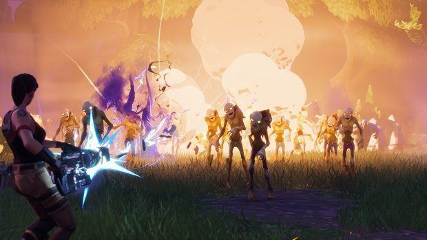 Fortnite Crystal Weapons Guide