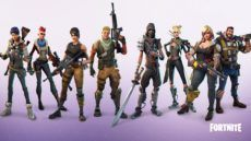 Fortnite Hero Classes Guide, Cross-Platform Play