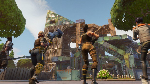 Fortnite Weapons Crafting And Evolution Guide – Weapon Crafting, How to Evolve