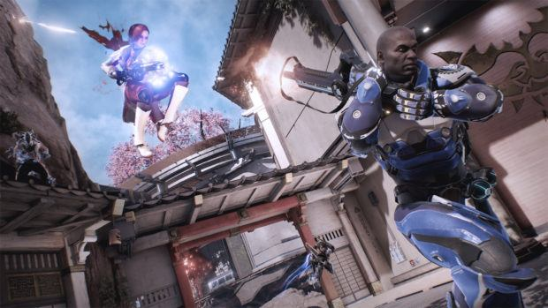 Lawbreakers for Xbox One