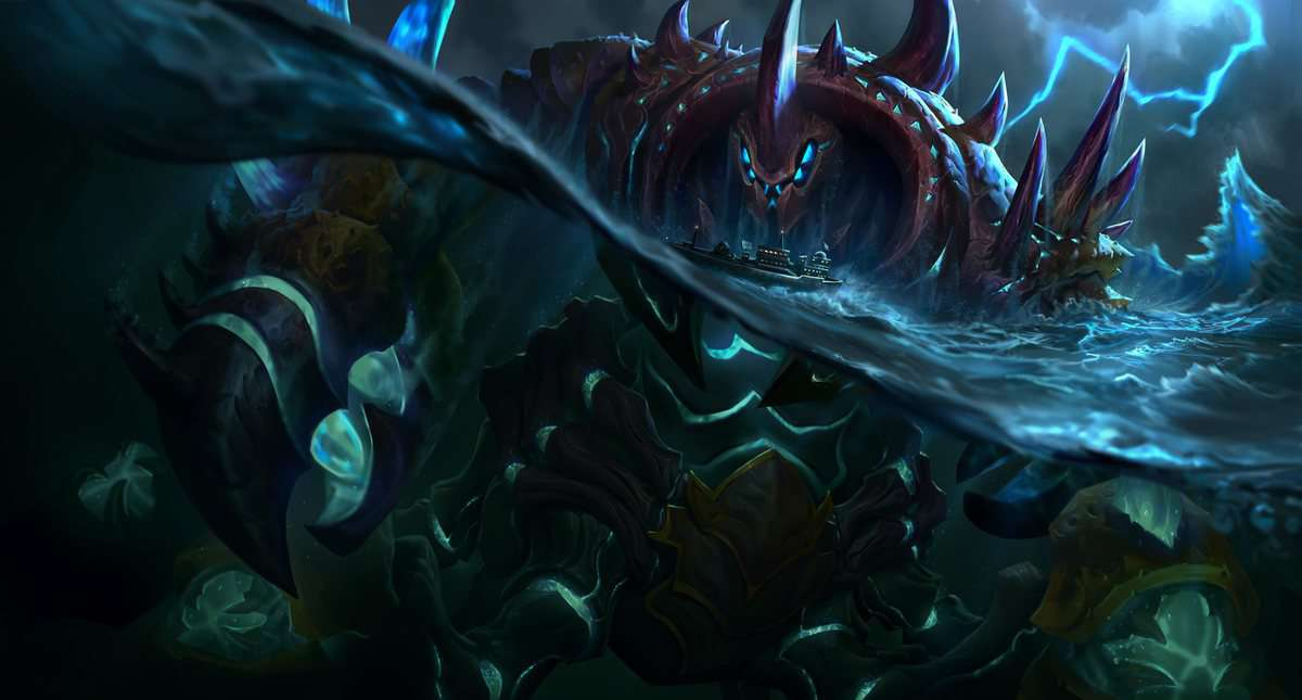 Urgot's Scrapped Abilities During His Rework Were Truly Dark and Terrifying for League of Legends