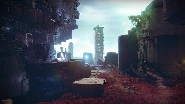 Destiny 2 Nessus Lost Sector