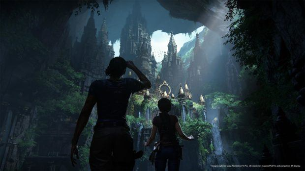 Uncharted: The Lost Legacy, Naughty Dog, Uncharted Franchise, Naughty Dog