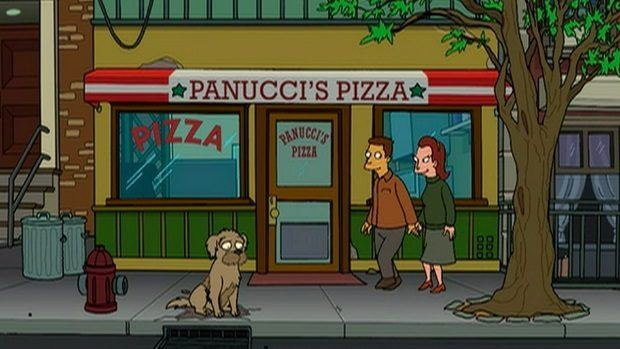Futurama: Worlds of Tomorrow Pizza Slices