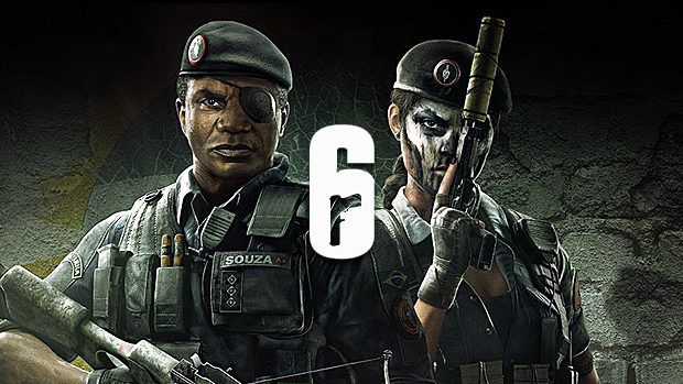Rainbow Six Siege single-player campaign