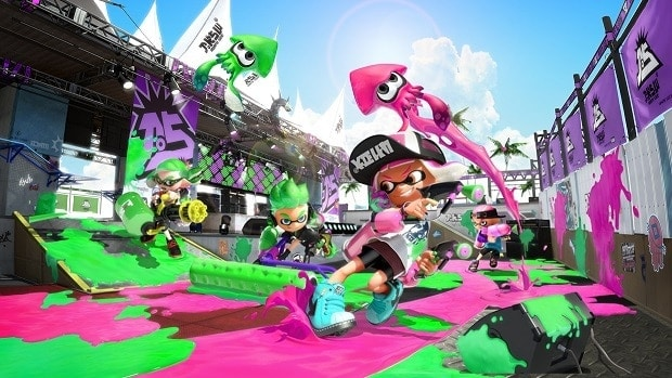 Splatoon 2 Humpback Pump Track Map Tips and Strategy Guide