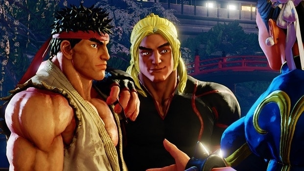 Street Fighter 5 Character Unlocks
