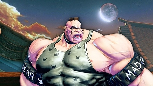 Abigail From Final Fight Joins the Street Fighter V Roster