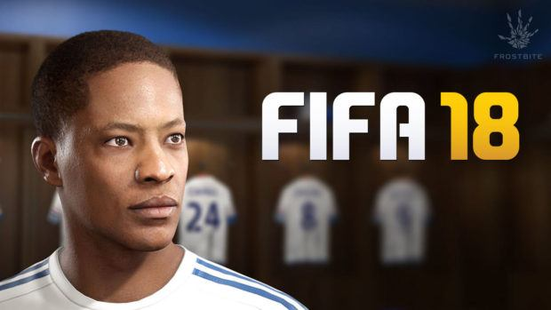 FIFA 18 The Journey Mode