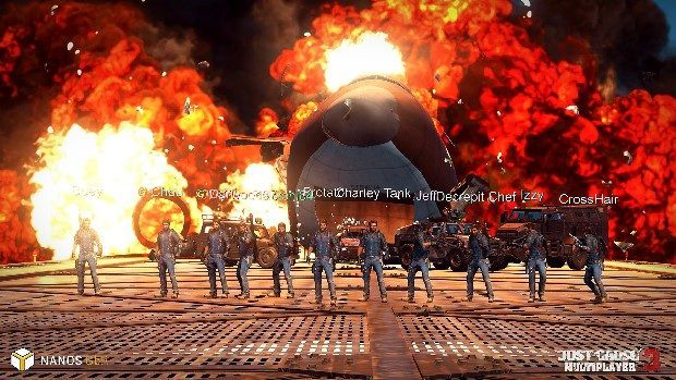 Just Cause 3 multiplayer mod