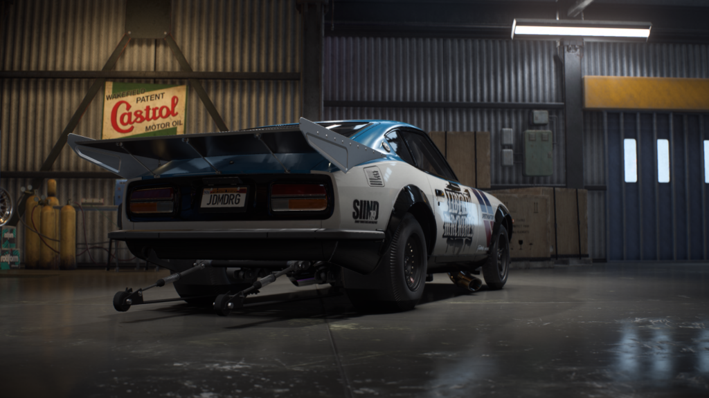 Nfs Payback Nissan Fairlady Best Build