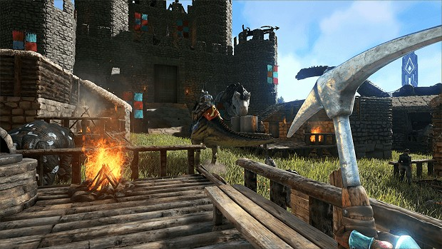 Ark Survival Evolved Building Guide – How to Build Your First House