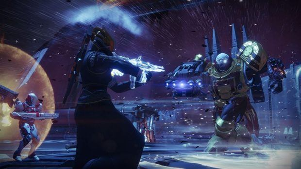 Destiny 2 Pre-Load Is Live On PS4, Download Size Revealed