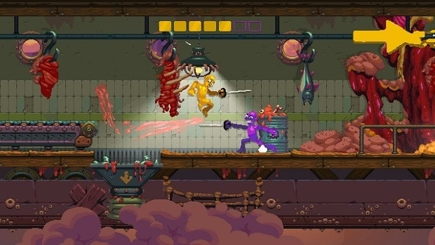 Nidhogg 2 Weapons Guide