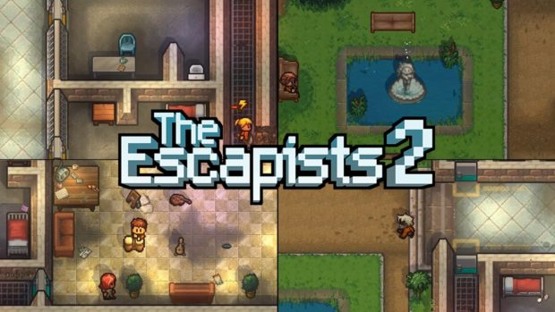 The Escapists 2 Air Force Con Prison | The Escapists 2 Prisons Survival Guide