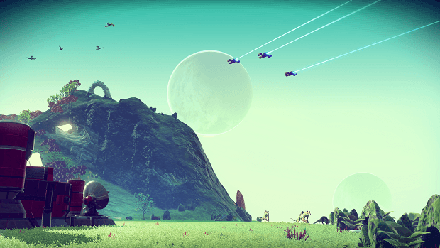No Man's Sky Is Finally Coming To Xbox This Winter