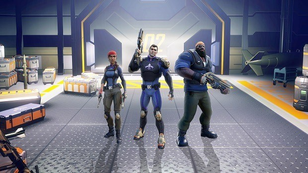 Agents of Mayhem Agents