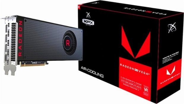 AMD Radeon RX Vega shortages to persist until October