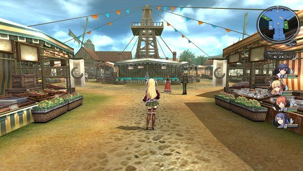 Trails of Cold Steel Mira Farming | Trails of Cold Steel Books and Recipes Locations