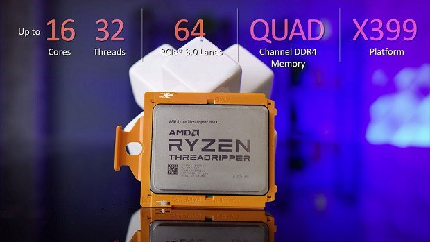 AMD Ryzen Threadripper 1950X Benchmarks