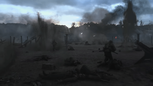 Call of Duty: WWII D-Day